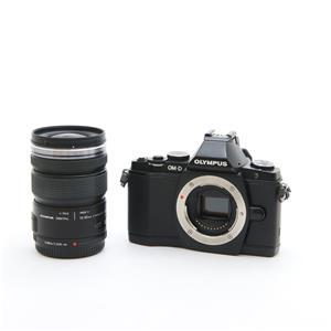 OM-D E-M5 レンズキット ブラック