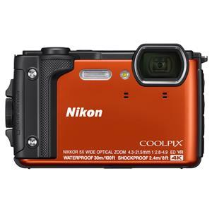 Nikon (ニコン) COOLPIX W300 オレンジ メイン