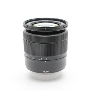 フジノン XC16-50mm F3.5-5.6 OIS ブラック