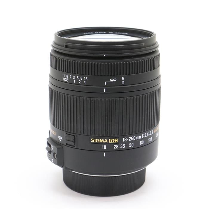 18-250mm F3.5-6.3 DC MACRO OS HSM (ニコン用)
