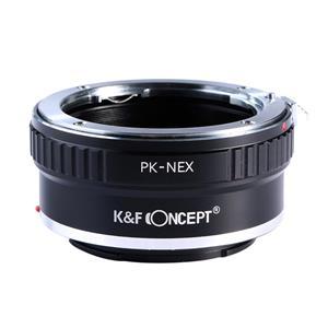 マウントアダプター ペンタックスKレンズ/ソニーEボディ用  KF-PKE