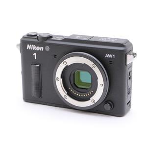 Nikon 1 AW1 ボディ ブラック