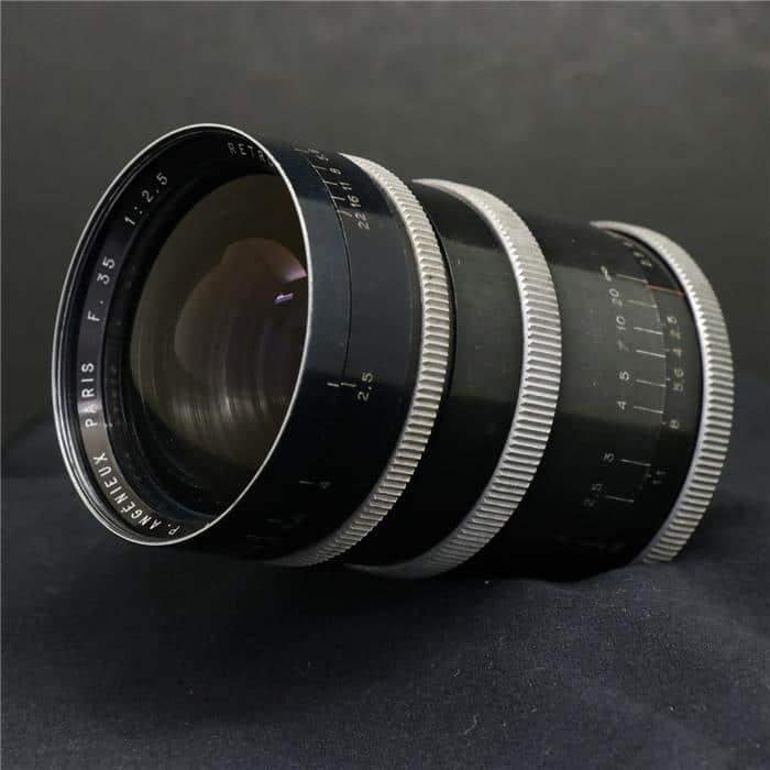アンジェニュー L35mm F2.5