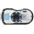 PENTAX (ペンタックス) WG-3 ホワイト/ブルー