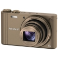 SONY (ソニー) Cyber-shot DSC-WX300 ブラウン