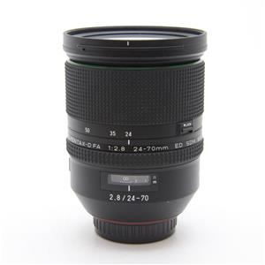 HD D FA 24-70mm F2.8 ED SDM WR