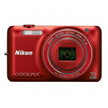Nikon (ニコン) COOLPIX S6600 ラズベリーレッド
