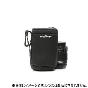 Japan Hobby Tool (ジャパンホビーツール) イージーカバーネオプレーン レンズポーチ ブラック M メイン