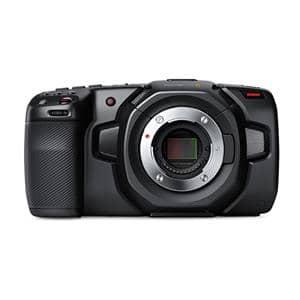 BlackmagicDesign (ブラックマジックデザイン) Blackmagic Pocket Cinema Camera 4K(MFTマウント) メイン