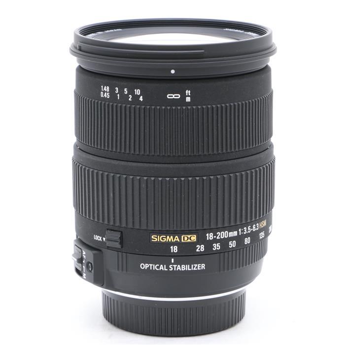 18-200mm F3.5-6.3 DC OS (ニコン用)