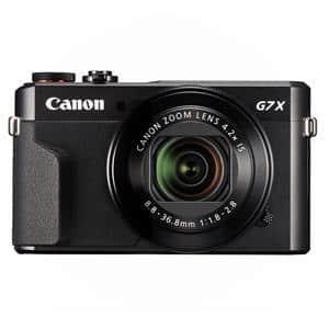 Canon (キヤノン) PowerShot G7X Mark II メイン
