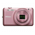 Nikon (ニコン) COOLPIX S6600 シルキーピンク