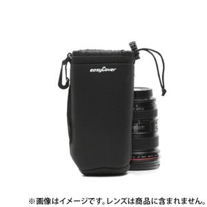 Japan Hobby Tool (ジャパンホビーツール) イージーカバーネオプレーン レンズポーチ ブラック L メイン