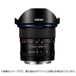 "12mm F2.8""ZERO-D""(フルサイズ対応/キヤノンEF用)"