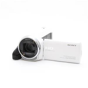 デジタルHDビデオカメラレコーダー HDR-CX675 ホワイト
