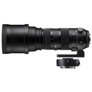 S 150-600mm F5-6.3 DG 1.4xテレコンバーターキット(ニコン用)