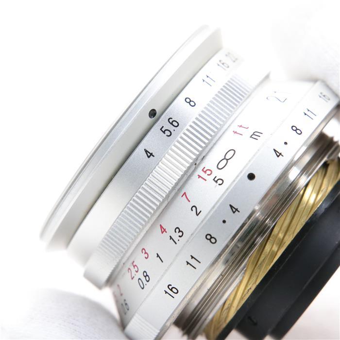 COLOR SKOPAR 21mm F4(専用ファインダー付き)