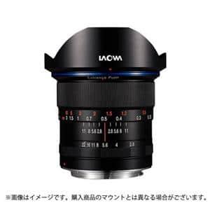 """12mm F2.8""""ZERO-D""""(フルサイズ対応/ニコンF用)"""