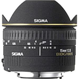 15mm F2.8EX DG DIAGONAL FISHEYE(シグマSA用)