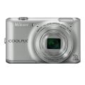 Nikon (ニコン) COOLPIX S6400 クリスタルシルバー