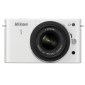 Nikon (ニコン) Nikon 1 J2 標準ズームレンズキット ホワイト
