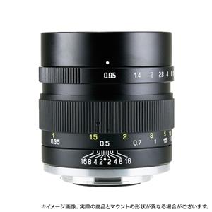 SPEEDMASTER 35mm F0.95 II (EOS M用) ブラック