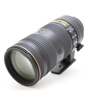 AF-S NIKKOR 70-200mm F2.8E FL ED VR