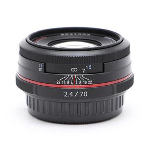 HD DA70mm F2.4 Limited ブラック