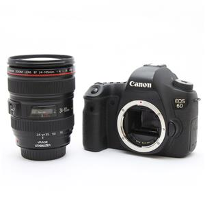 EOS 6D EF24-105L レンズキット