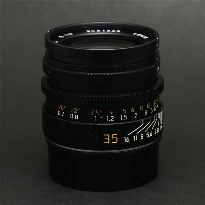 ズミルックス M35mm F1.4 ASPHERICAL (非球面2枚) *Aspherical表記