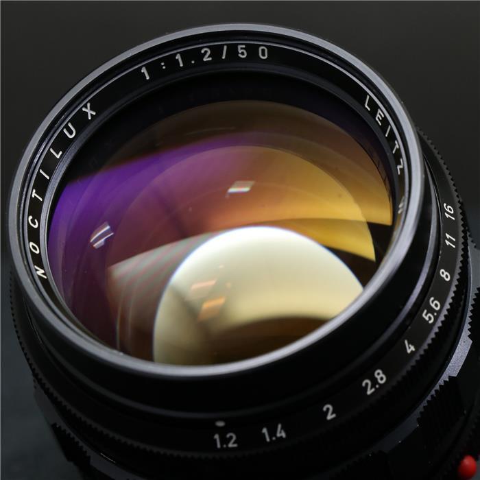 ノクティルックス M50mm F1.2 (非球面)+12503 ノクティルックス 50mmF1.2用フード