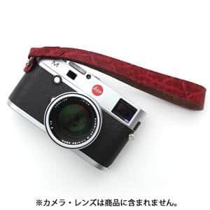 MAPCAMERA (マップカメラ) ハンドストラップ MTYPE101 Elephant ボルドー メイン