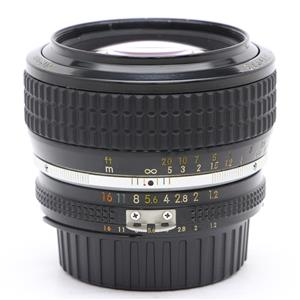 Ai Nikkor 50mm F1.2S