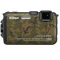 Nikon (ニコン) COOLPIX AW100 フォレストカムフラージュ