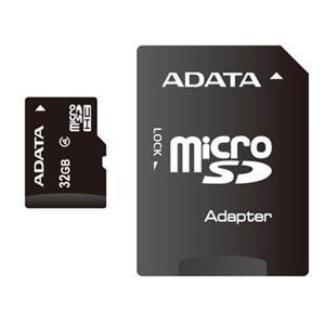 Standard microSDHC Class4 32GB AUSDH32GCL4-RA1