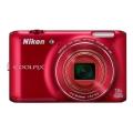 Nikon (ニコン) COOLPIX S6400 グロッシーレッド