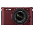 Nikon (ニコン) Nikon 1 J2 標準ズームレンズキット レッド
