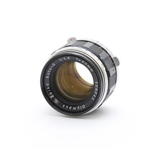 PEN Zuiko 40mm F1.4