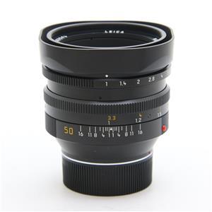 ノクティルックス M50mm F1.0 レンズフード組込  6bit改 ブラック
