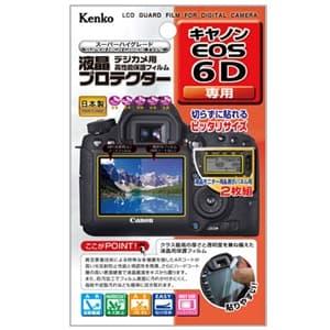 液晶プロテクター Canon EOS 6D用