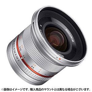 12mm F2.0 NCS CS (マイクロフォーサーズ用) シルバー