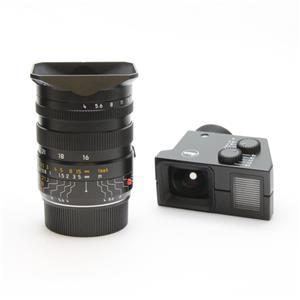 Leica (ライカ) トリ・エルマー M16-18-21mm F4 ASPH 6bit ファインダーセット メイン