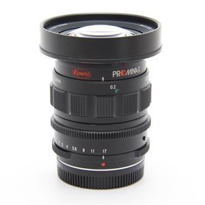 PROMINAR 8.5mm F2.8(マイクロフォーサーズ用) ブラック