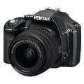 PENTAX (ペンタックス) K-x レンズキット ブラック