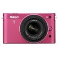 Nikon (ニコン) Nikon 1 J2 標準ズームレンズキット ピンク