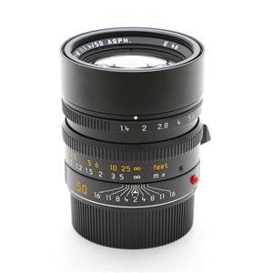 Leica (ライカ) ズミルックス M50mm F1.4 ASPH. (6bit) ブラック メイン