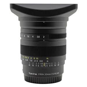 FiRIN 20mm F2.0 FE MF (ソニーE用/フルサイズ対応)