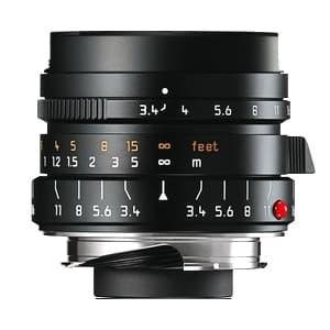 Leica (ライカ) スーパーエルマー M21mm F3.4 ASPH. ブラック メイン
