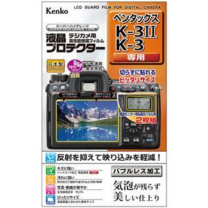 液晶プロテクター PENTAX K-3II/K-3用