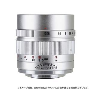 SPEEDMASTER 35mm F0.95 II (EOS M用) シルバー